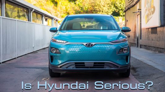 Is Hyundai Serious About The Kona Electric?