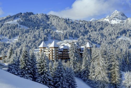 Discovering Swiss Luxury at The Alpina Gstaad