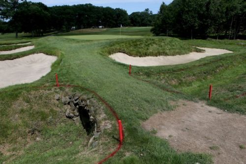 New look for The Country Club when US Open arrives