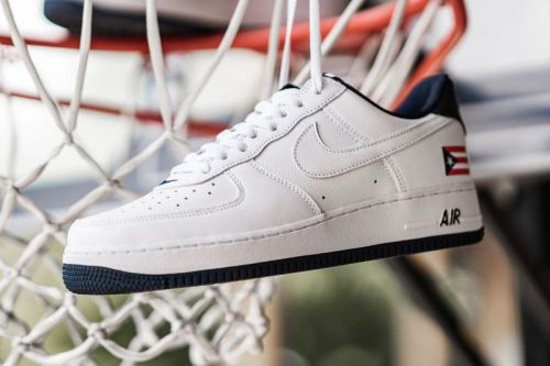 """Nike Is Bringing Back a Reworked Air Force 1 """"Puerto Rico"""""""