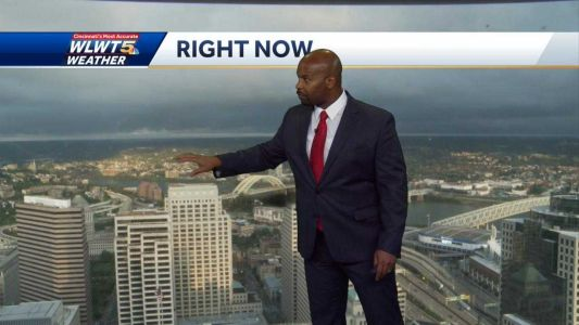 Low severe weather chances for Greater Cincinnati