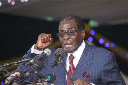 Zimbabwe's Robert Mugabe granted immunity, military says