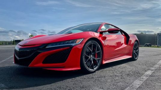 The 2019 Acura NSX Absolutely Rips