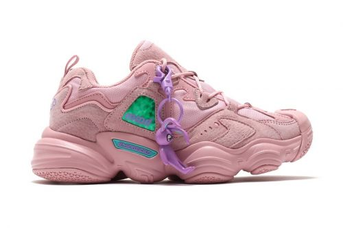 Atmos and FILA Pay Homage to BAD MOOD Character Rabbit With Limited-Edition Sneaker