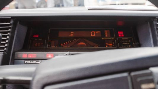 If you ask me, dashboard technology peaked in the late 1980s with the Subaru XT, and we've never rea