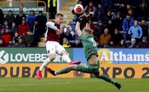 Burnley wins 3-0 as video review costs Bournemouth 2 goals