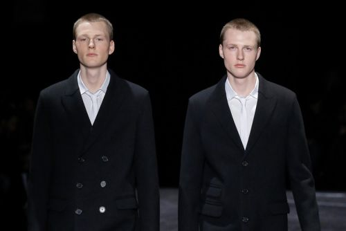 Neil Barrett Takes on Uniform Style With His Fall/Winter 2018 Collection