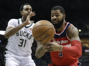 Beal scores 23 as Wizards beat Bucks 99-88