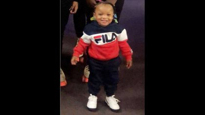 Police: Toddler Missing In West St. Paul