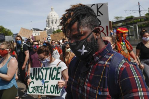 PHOTOS: Protests continue in Minnesota after death of George Floyd