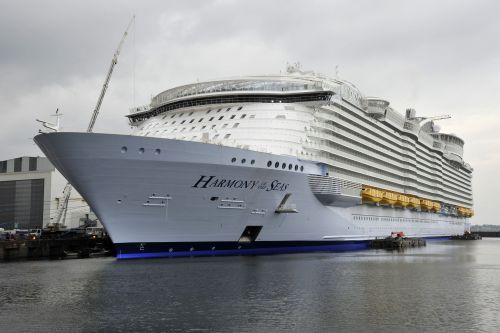 Teen dies after falling from Royal Caribbean cruise ship, landing on pier