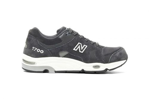 UNITED ARROWS and New Balance's 1700 Takes On Rich