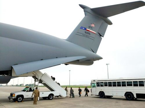 Air Force Reserve mobilizes medics to New York for COVID-19 response