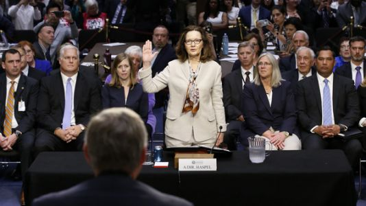 Senate Confirms Gina Haspel As CIA Director