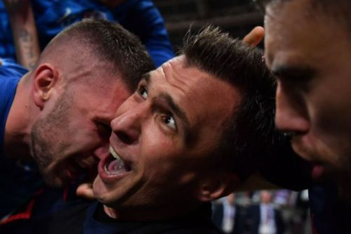 How This World Cup Photographer Captured the 'Pure Excitement' After Croatia's Victory