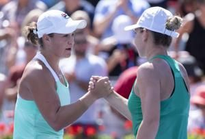 Simona Halep easily advances to Rogers Cup final in Montreal