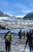 Fears over shrinking glaciers of Alaska boost tourism