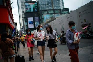 Mainland China reports 11 new COVID-19 cases vs 19 a day earlier