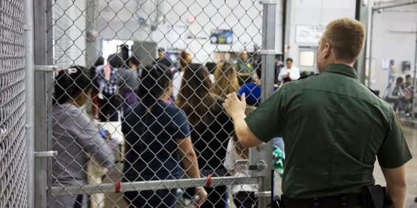 Chief border patrol agent says many migrant children are 'hardened adults' who 'have been working for years'