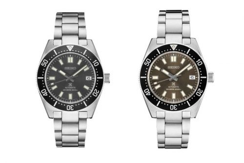 Seiko Launches New Prospex Line Inspired by Its First-Ever Dive Watch From 1965