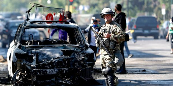 The National Guard says its activated 5,000 troops to respond to unrest in 15 states and DC with thousands more ready to go