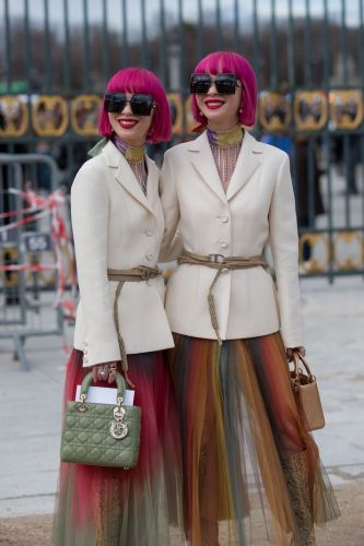 The Paris Fashion Week 2020 Street Style Proves Neutrals Are Anything but Boring