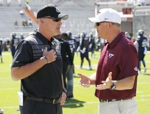 No. 13 Hokies well rested for road matchup vs Old Dominion