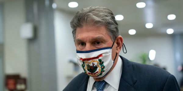 Joe Manchin signals he could torpedo Democratic attempts to bypass Republicans multiple times in a year