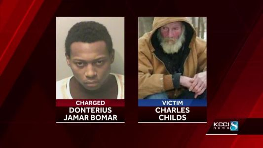 Man now charged with first-degree murder in death of homeless man