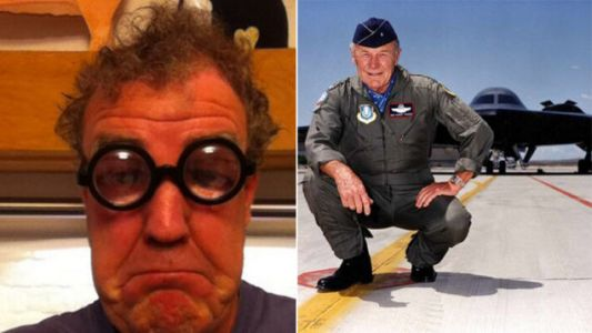 Jeremy Clarkson and Chuck Yeager Are in a Twitter Fight Over Airplanes