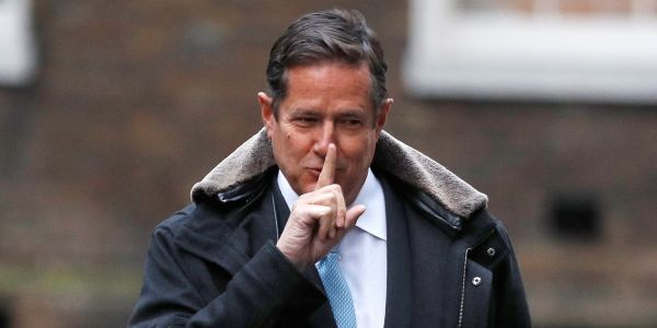 Barclays CEO Jes Staley is being investigated by UK regulators over his ties to Epstein - 'I wonder if he can survive this'