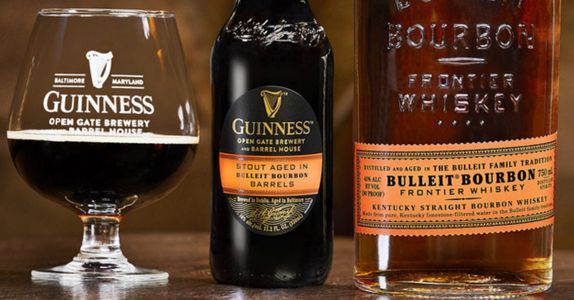Guinness Releases Its First-Ever Barrel-Aged Stout