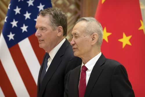 U.S. and China Expected to Meet for Trade Talks as Tensions Escalate