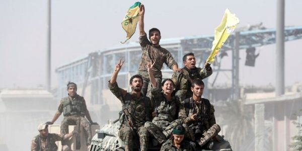 Russia and Turkey are threatening the US' new Kurdish-dominated force in Syria