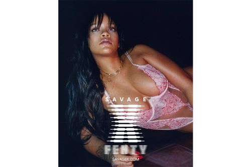 Why Aren't We Talking About This Huge Problem With Rihanna's Lingerie Line?