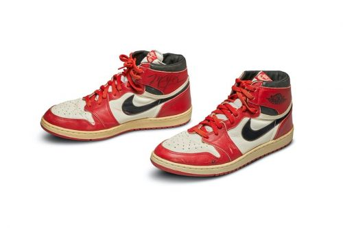 Game-Worn Air Jordan 1 Could Fetch Over $100,000 USD at Sotheby's Auction