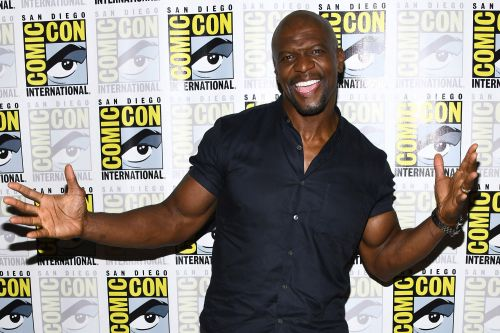 'Brooklyn Nine-Nine' fans love giving Terry Crews yogurt, but he won't eat it