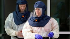 Coronavirus Pandemic, Spiking Hot Spots Spark Fear And Anxiety In U.S