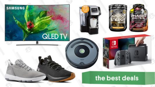Saturday's Best Deals: Bose Headphones, Samsung QLED TVs, Reebok Sale, and More