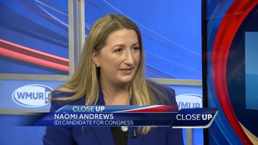 CloseUP: Naomi Andrews on Medicare, immigration, gun rights, filling Shea-Porter's shoes