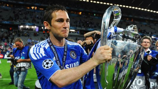 Lampard: English clubs set for golden era in Champions League