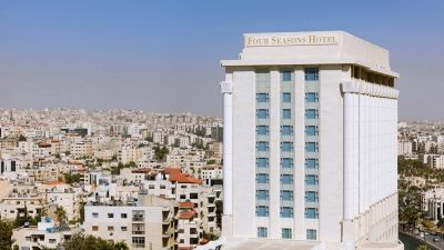 Four Seasons Hotel Amman Wins 2021 TripAdvisor Travelers' Choice Award For Being in The Top 10 Hotels Worldwide